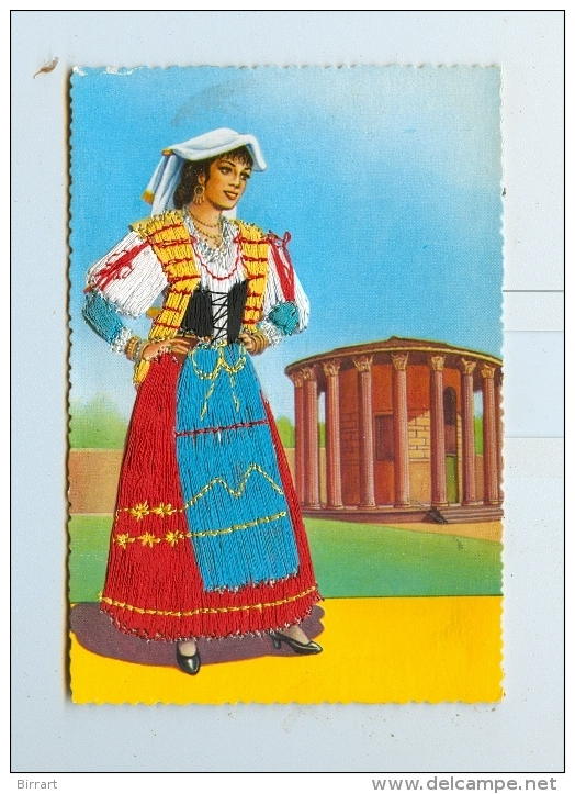 Costume Romano-NV-Costume Ricamato-!!!!!! - Roma