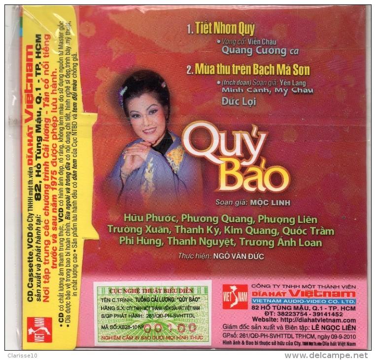 CD Vietnam Quy Bai Jamais Ouvert Neuf Sous Emballage 1975 Voir Scans - Musik & Instrumente
