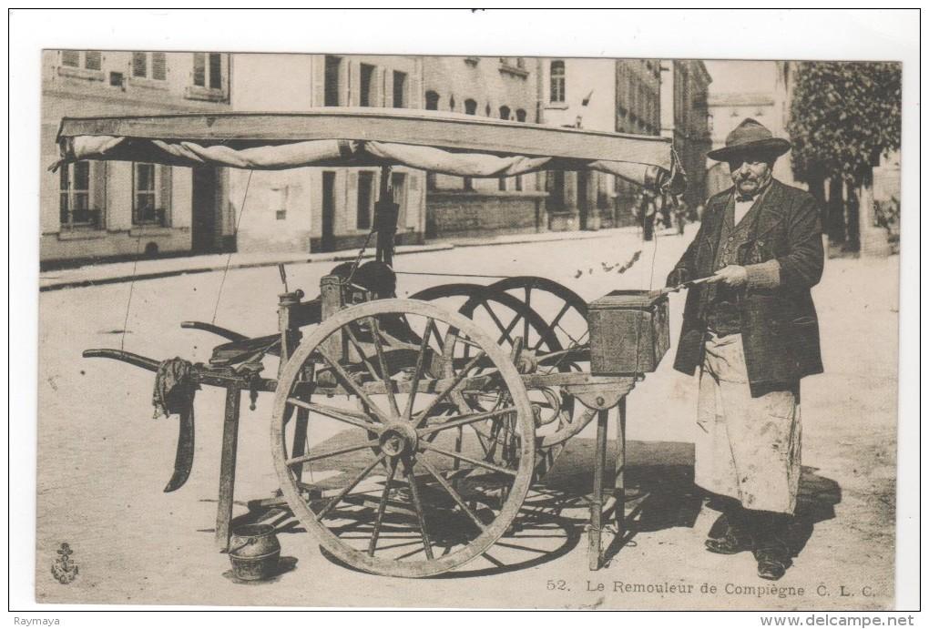 Le Rémouleur De Compiègne - Postcards