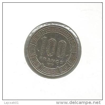 G4 Congo 100 Francs 1975. - Congo (Republic 1960)