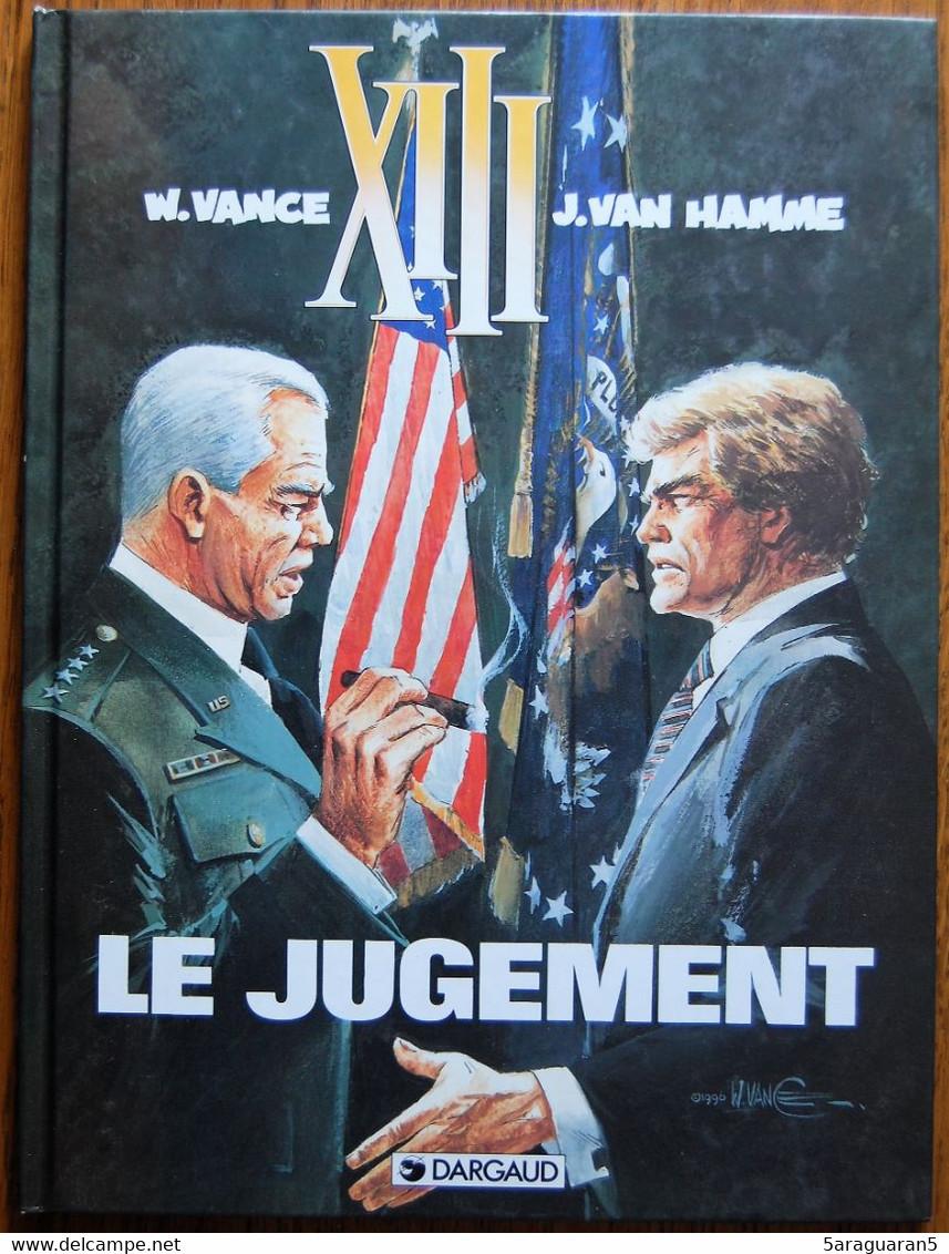 BD XIII - 12 - Le Jugement - TBE - EO 1997 - XIII