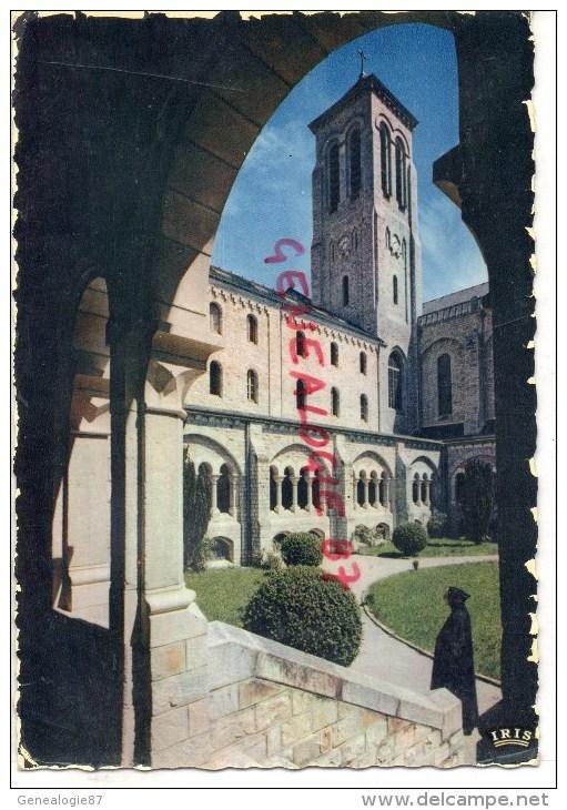 81 - DOURGNE - ABBAYE SAINT BENOIT D´ EN CALCAT - VUE INTERIEURE   LE CLOITRE - Dourgne