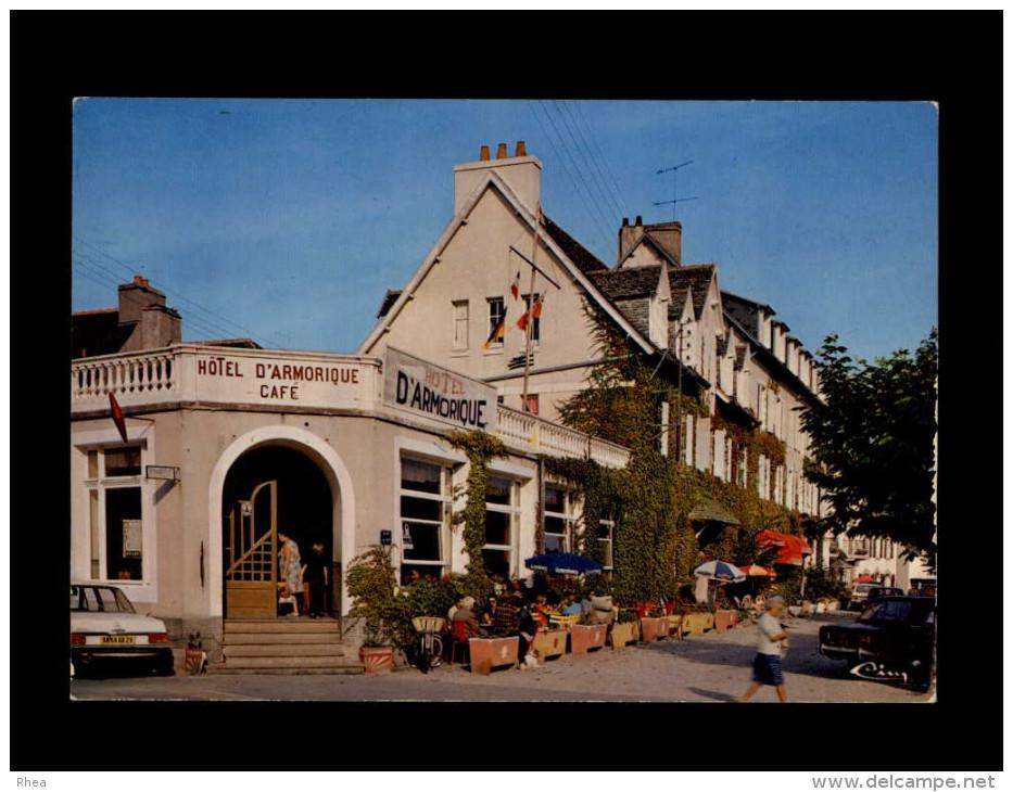 29 - LOCQUIREC - Hôtel - Carotte Tabac - Locquirec