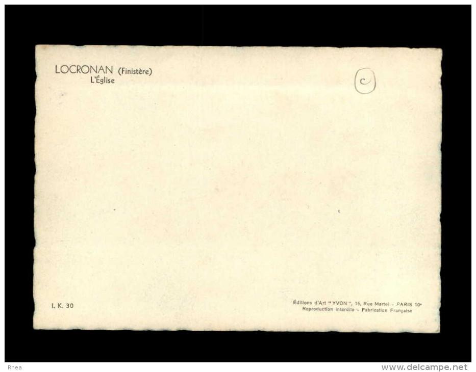 29 - LOCRONAN - Dessin - Locronan