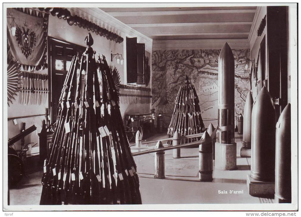 Museo Storico Dei Granatieri, Sala Armi - Regiments