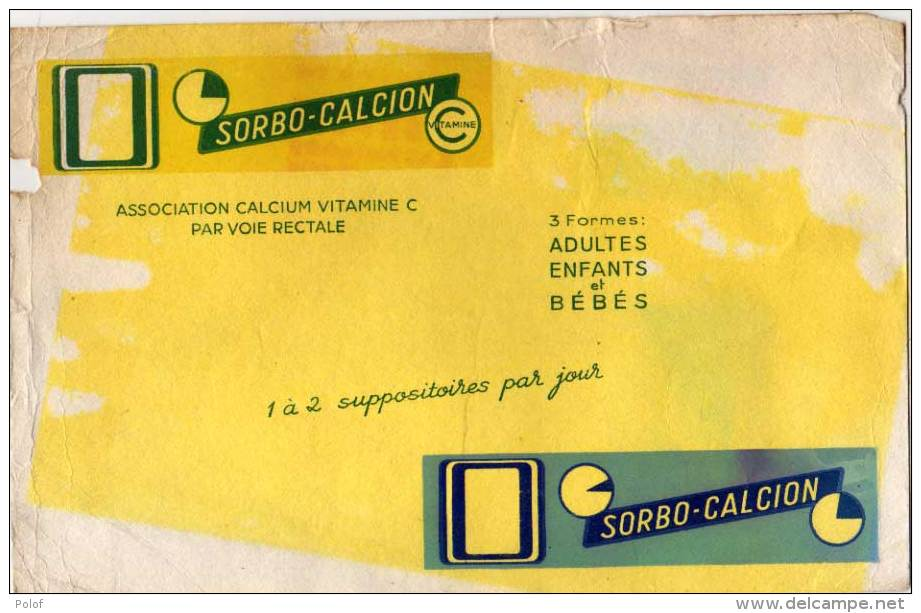 Sorbo-Calcion -    (VP 666) - Produits Pharmaceutiques