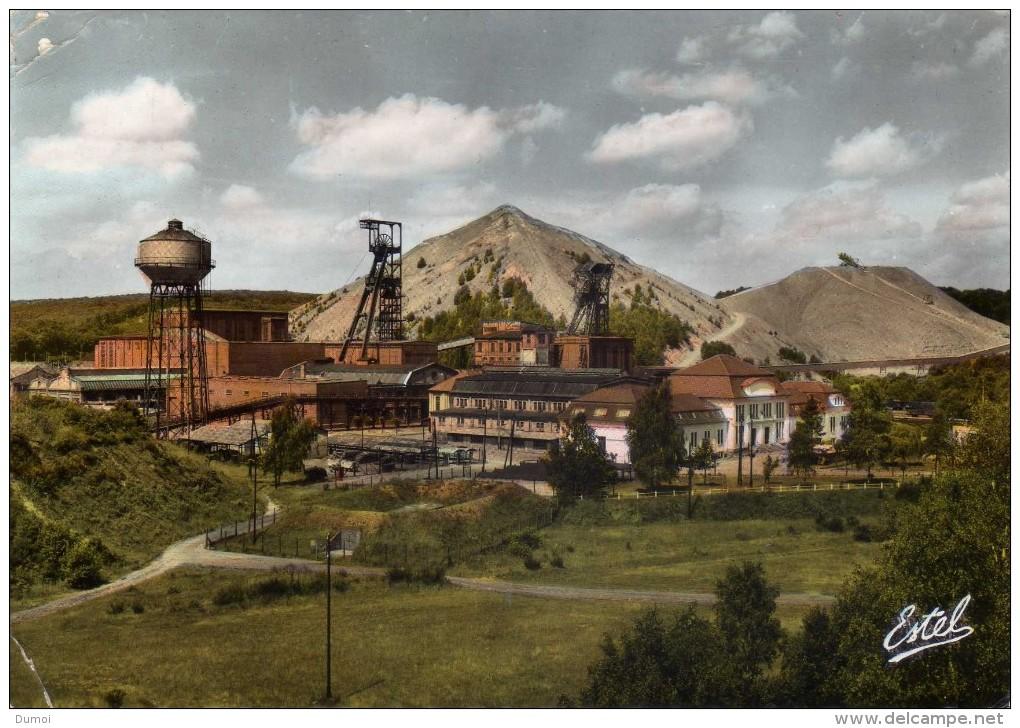 CREUTZWALD  -  H.B.L. Siège 2  -   La  Houve  (Mine) - Creutzwald