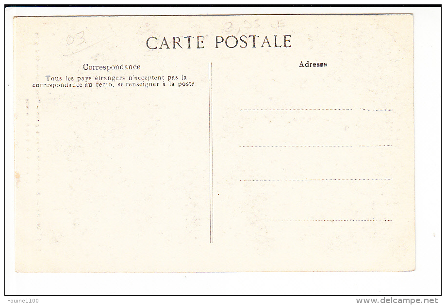 VICHY  Source De La Grande Grille   ( Recto Verso ) - Vichy