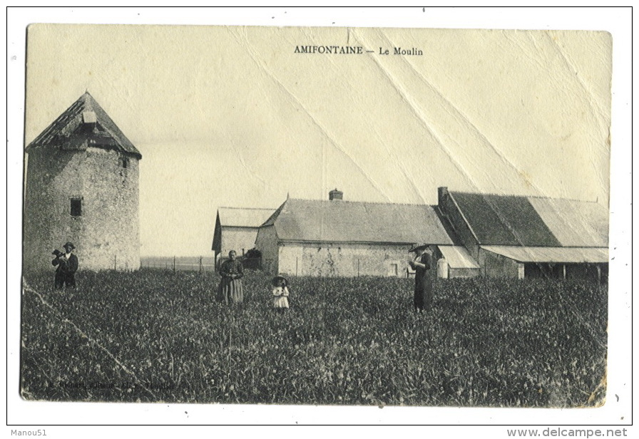 AMIFONTAINE - Le Moulin ** - Other Municipalities