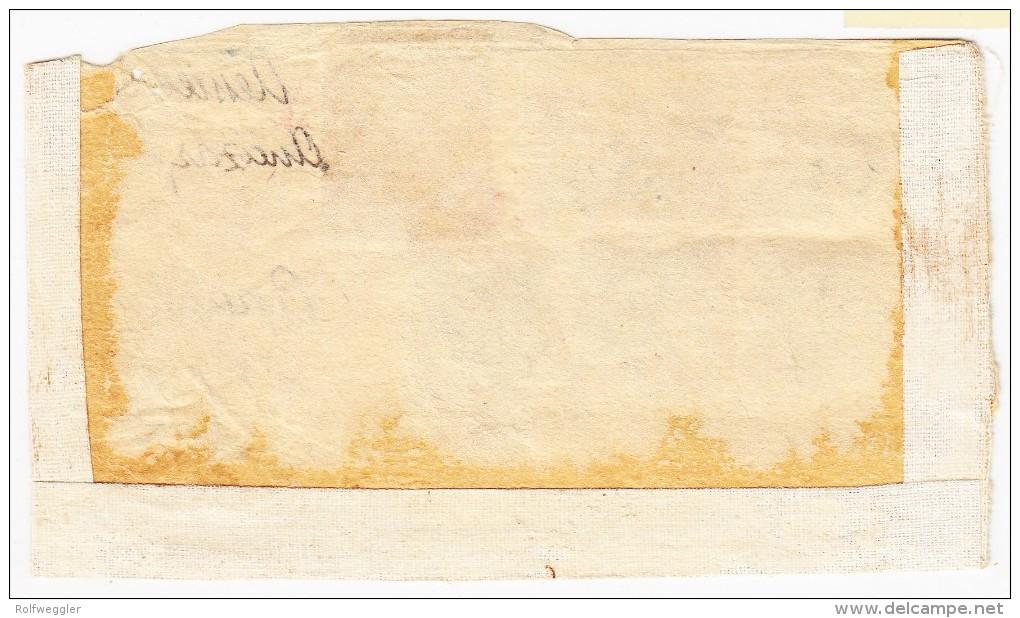 Scadta Marken Mit S (Schweiz) Aufdruck 2 X Seltene 3 Pesos U. A. Auf  Briefstück Nach Bogota - Poste Aérienne