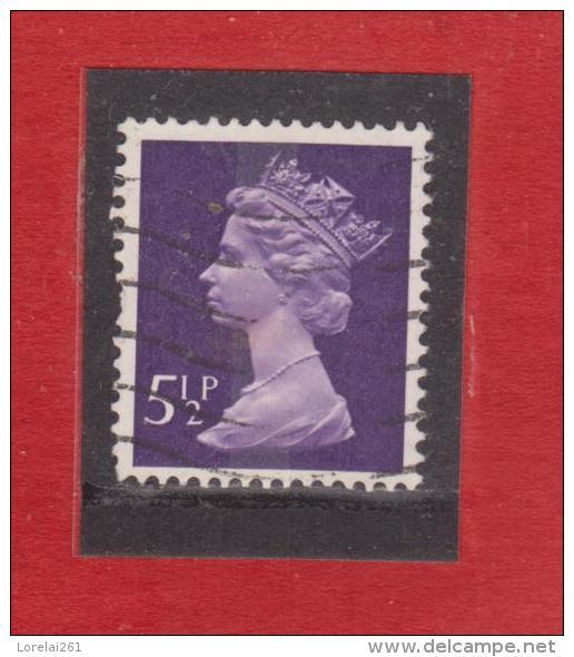 1974 - Serie Courante / Elisabeth II  Mi No 635 Et Y&T No 697 - Usati