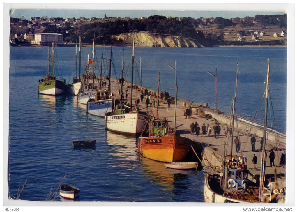 CROZON-MORGAT---1973--Bateaux De Pêche Dans Le Port,cpsm 15 X 10 N° 2915 éd Jos--pas Très Courante - France