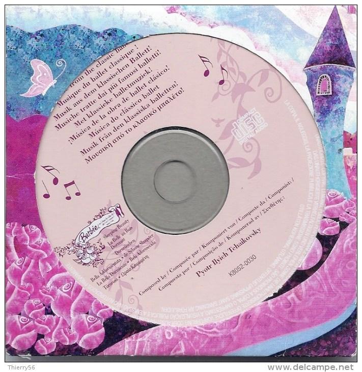 Cd Barbie 2006 Music From The Classic Ballet La Belle Au Bois Dormant - Barbie