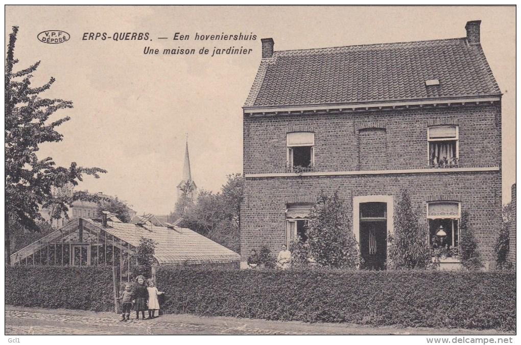 Kortenberg - Erps - Een Hoveniershuis - Kortenberg