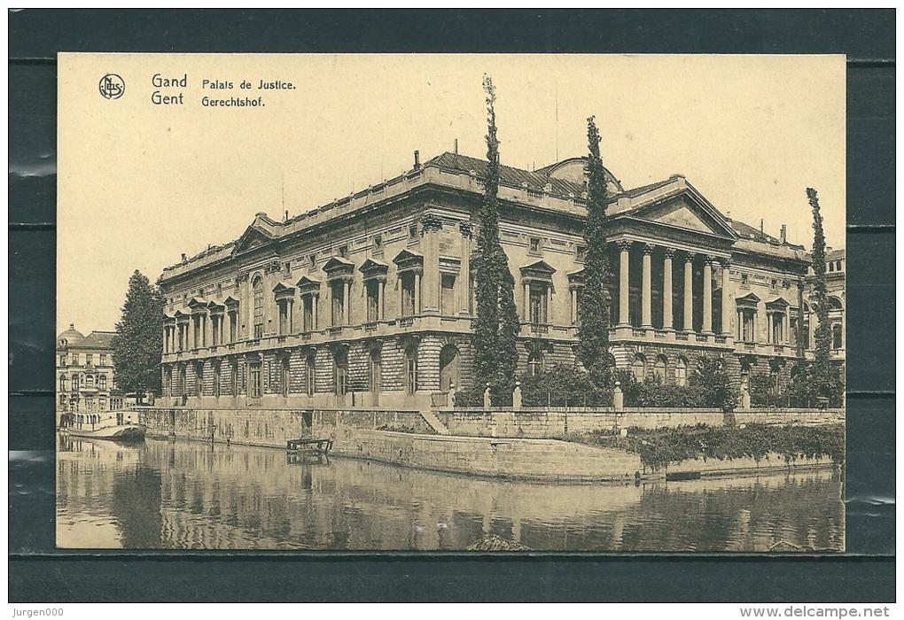 GAND: Palais De Justice, Niet Gelopen Postkaart  (GA14723) - Gent