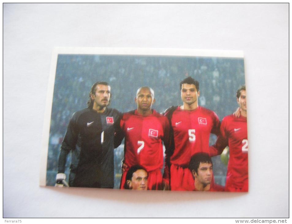 FIGURINA PANINI CALCIATORI EURO 2008 NUOVA N.125 - Panini