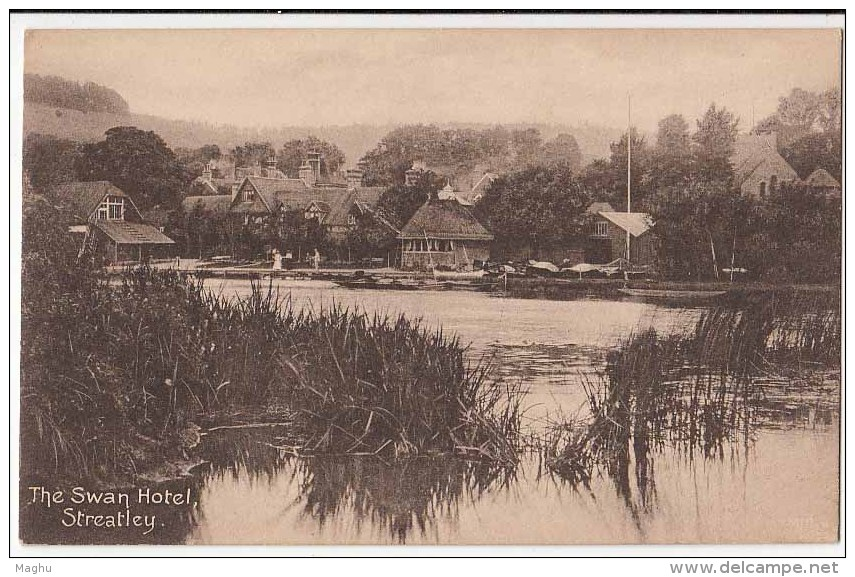 The Swan Hotel, Streatley, Berkshire - Inghilterra