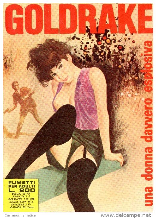 GOLDRAKE N°127 UNA DONNA DAVVERO ESPLOSIVA - Libri, Riviste, Fumetti