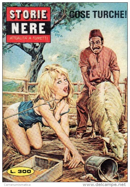 STORIE NERE N°11 COSE TURCHE! - Libri, Riviste, Fumetti