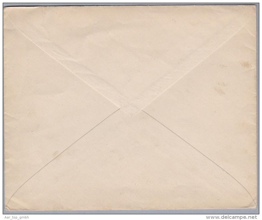 Belgien 1917-9-13 BOVIGNY Zensur Brief Nach Bruxelles - WW I