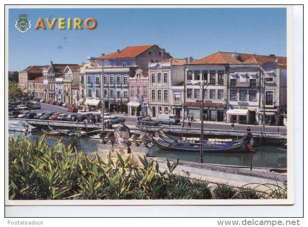 (PT113) AVEIRO (PORTUGAL). CANAL CENTRAL - Aveiro