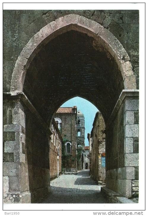 Caserta Vecchia - Chiesa E Campanile Della S.S Annunziata ( Sec. XIV) - Caserta