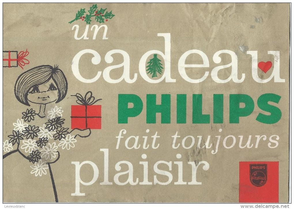 Prospectus Catalogue/ Un Cadeau PHILIPS Fait Toujours Plaisir/ Electro-ménager/1963     CAT66 - Catalogues