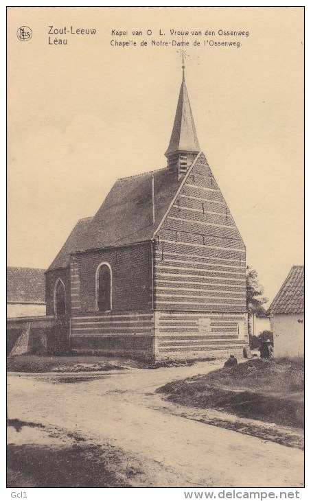 Zoutleeuw - Kapel OLV Van DenOsseweg - Zoutleeuw