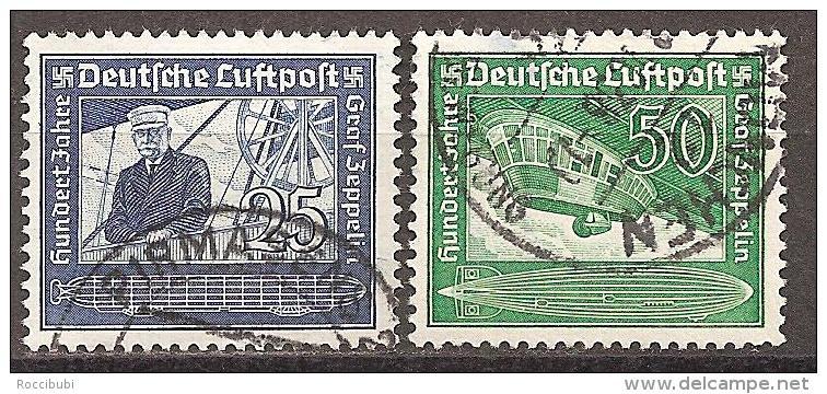 DR 1938 // Michel 669/670 O (3771) - Gebraucht