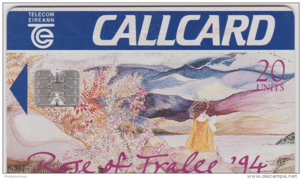 Télécarte  :  Irlande :  Callcard :  Roje  Of   Fralee  94 - Irlande