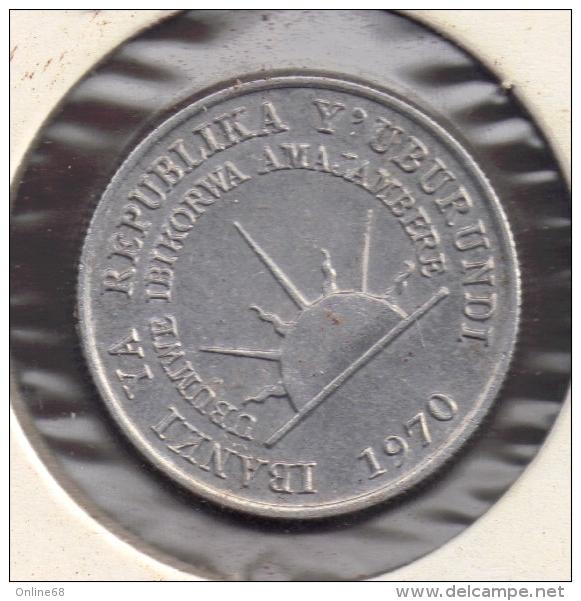 BURUNDI 1 FRANC 1970 - Burundi