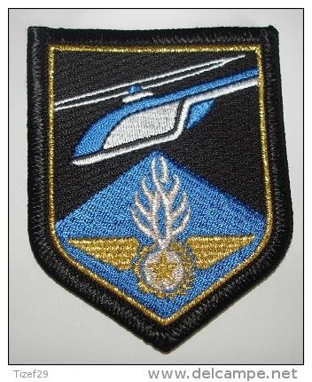 GENDARMERIE  FORCES  AERIENNES - Police