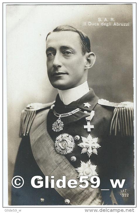 S. A. R. Il Duca Degli Abruzzi - N° 072 - Familles Royales