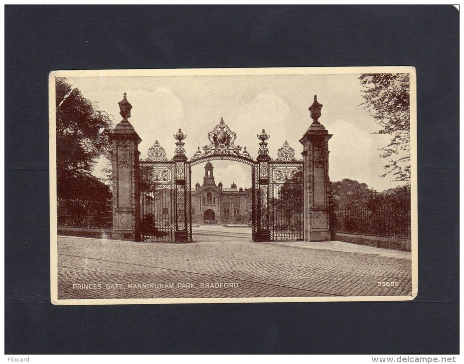 48768   Regno  Unito,  Princes  Gate,   Manningham  Park,  Bradford,  NV - Bradford