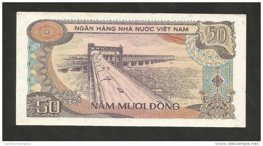 [NC] VIETNAM - 50 DONG (1985) HO CHI MINH - Vietnam