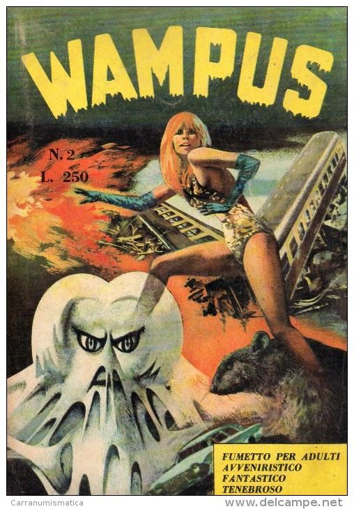 WAMPUS GIGANTE N°2  LA GRANDE BEFFA - Libri, Riviste, Fumetti