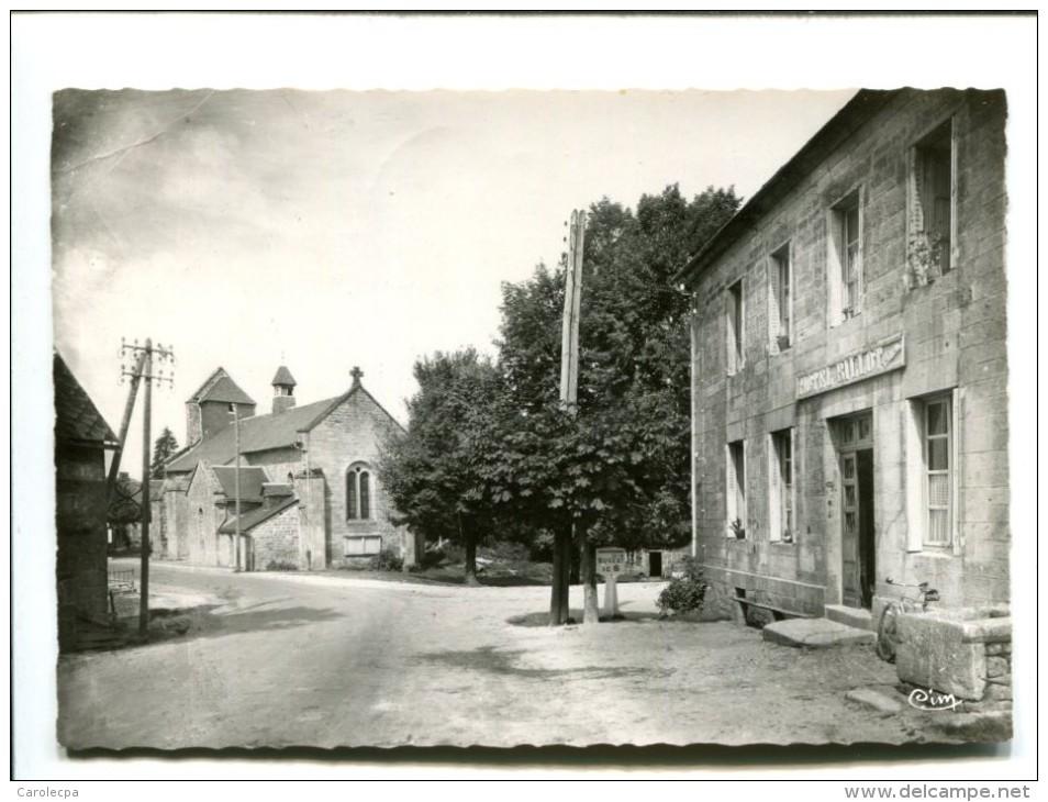 CP - SAINT YRIEIX LE DEJALAT (19) LA PLACE - Autres Communes