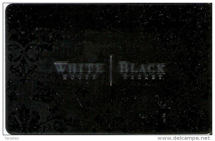 TARJETA DE REGALO WHITE HOUSE-BLACK MARKET (GIFT CARD-CADEAU) MUJER-WOMAN - Tarjetas De Regalo