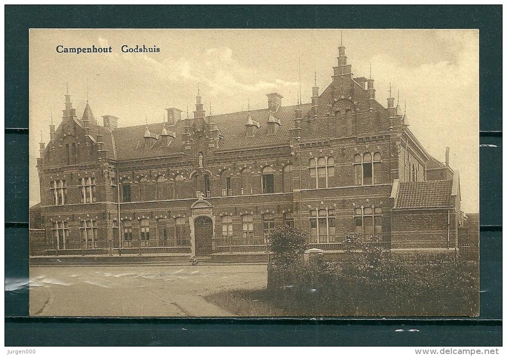 CAMPENHOUT: Godshuis, Niet Gelopen Postkaart (GA18279) - Kampenhout