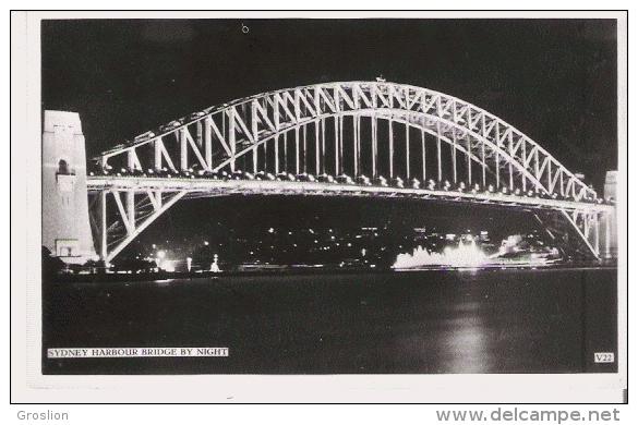 SYDNEY HARBOUR BRIDGE BY NIGHT 22 - Sydney
