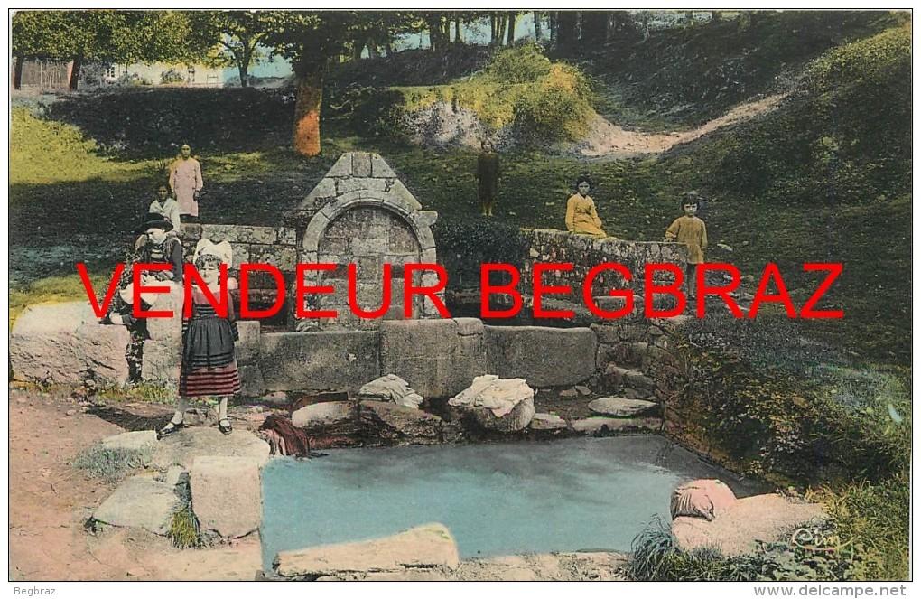 RIEC SUR BELON      FONTAINE ST LEGER - France