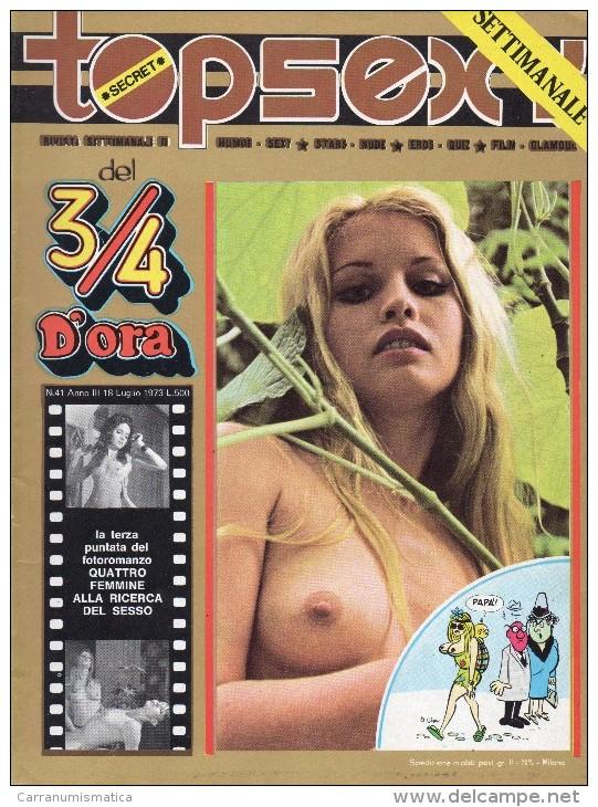 TOPSEXY RIVISTA SETTIMANALE  UMOR SEXY N°41 - Libri, Riviste, Fumetti