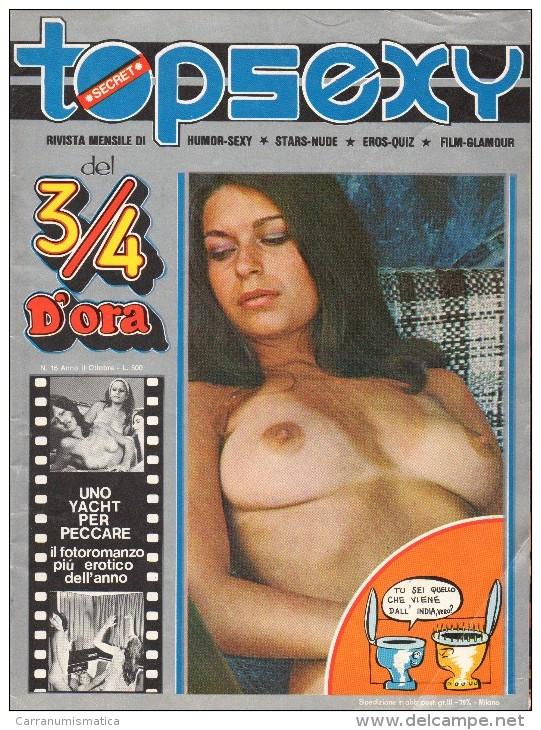 TOPSEXY RIVISTA MENSILE  UMOR SEXY N°16 - Libri, Riviste, Fumetti