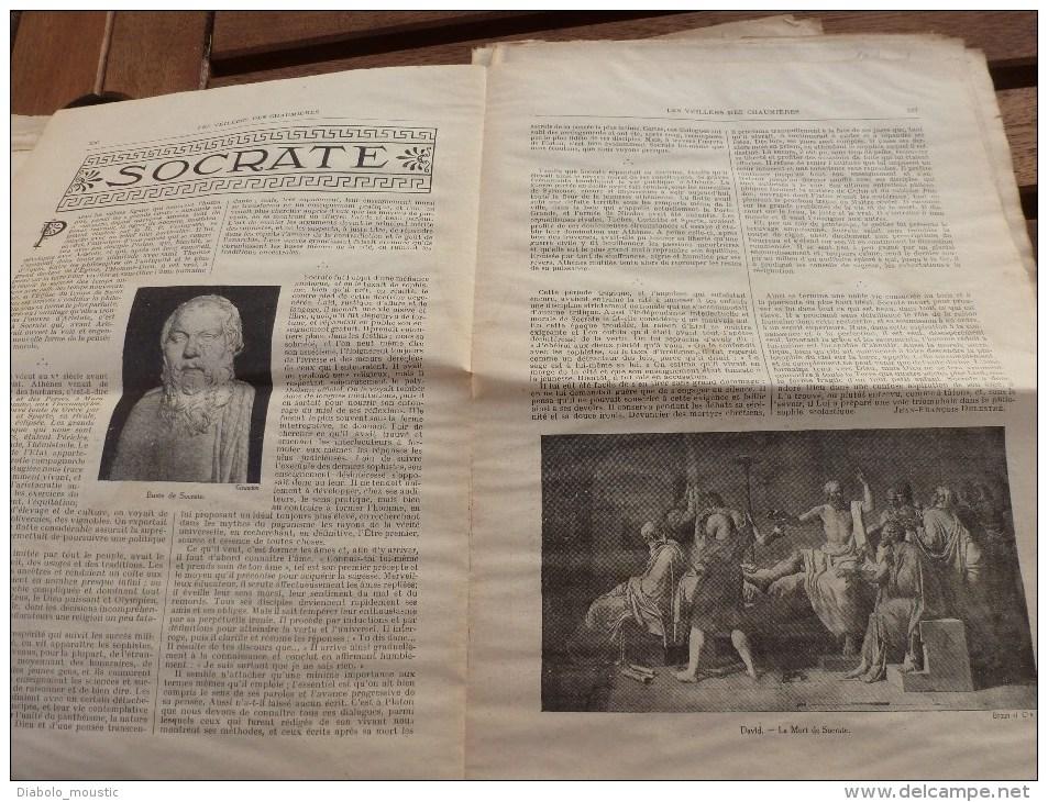 1936 Vdc (20 Revues) :LA MAISON SANS HISTOIRE D'André Bruyère; Le Pigeon Du Fort De Vaux;Enfance De Mozart;Ile Maurice; - Bücher, Zeitschriften, Comics