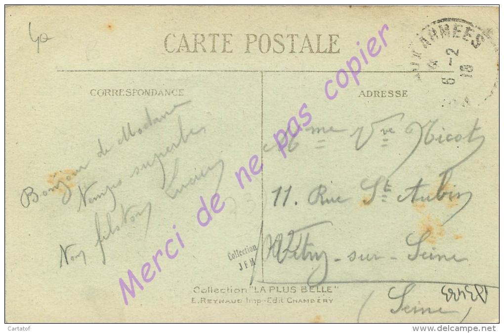 73. LE FRENEY Et SAINT ANDRE . Vallée De La Maurienne . - Autres Communes