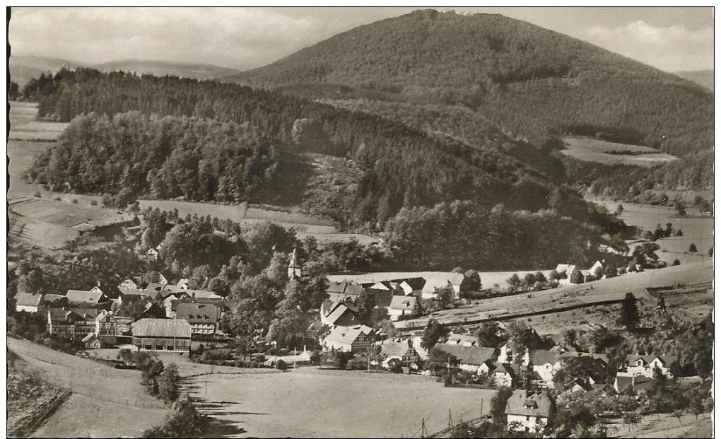 Luftkurort Oberkirchen (hochsauerland) D528 - Allemagne
