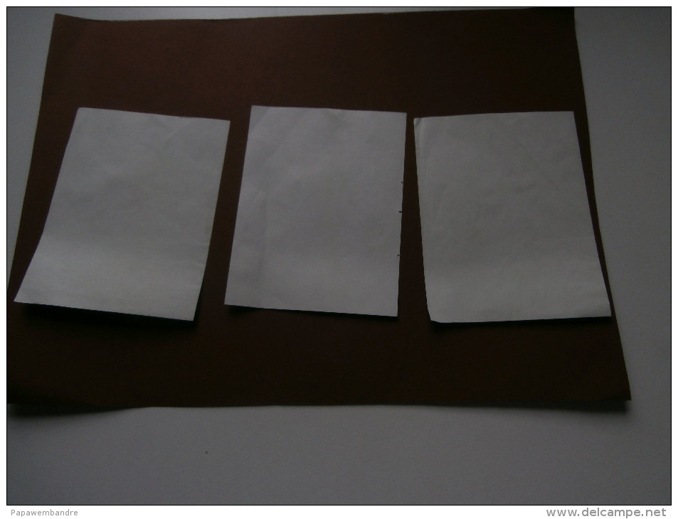 3 Etiketten Topbronnen Brakel (flessen Water 0,75 Cl) Afmetingen 11,5 X 9 Cm - Autres