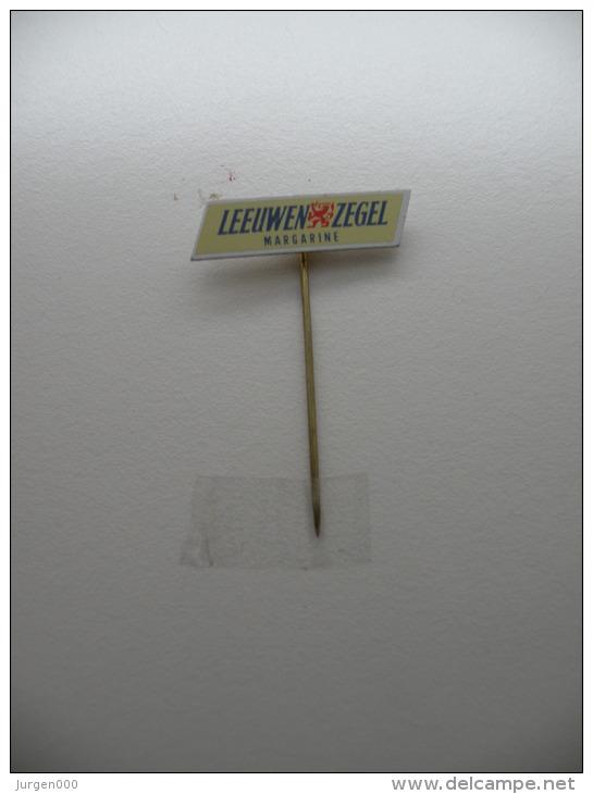 Pin Leeuwen Zegel Margarine (GA00058) - Verenigingen