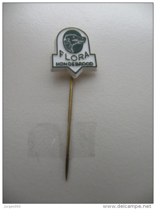 Pin Flora Hondebrood (GA00098) - Animaux