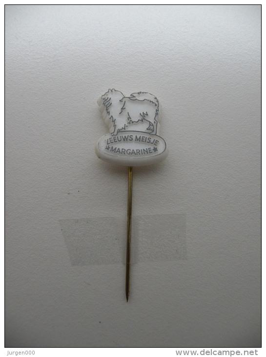 Pin Zeeuws Meisje Margarine (GA00101) - Animaux